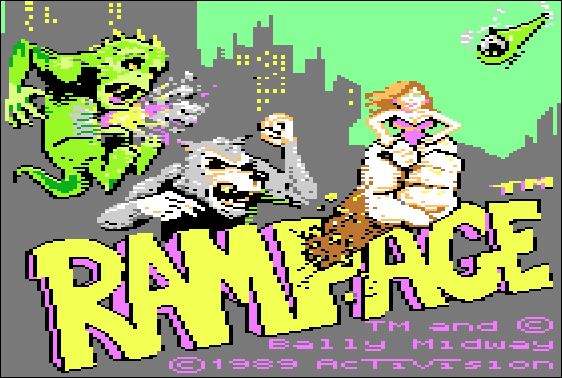 Rampage Screenshot