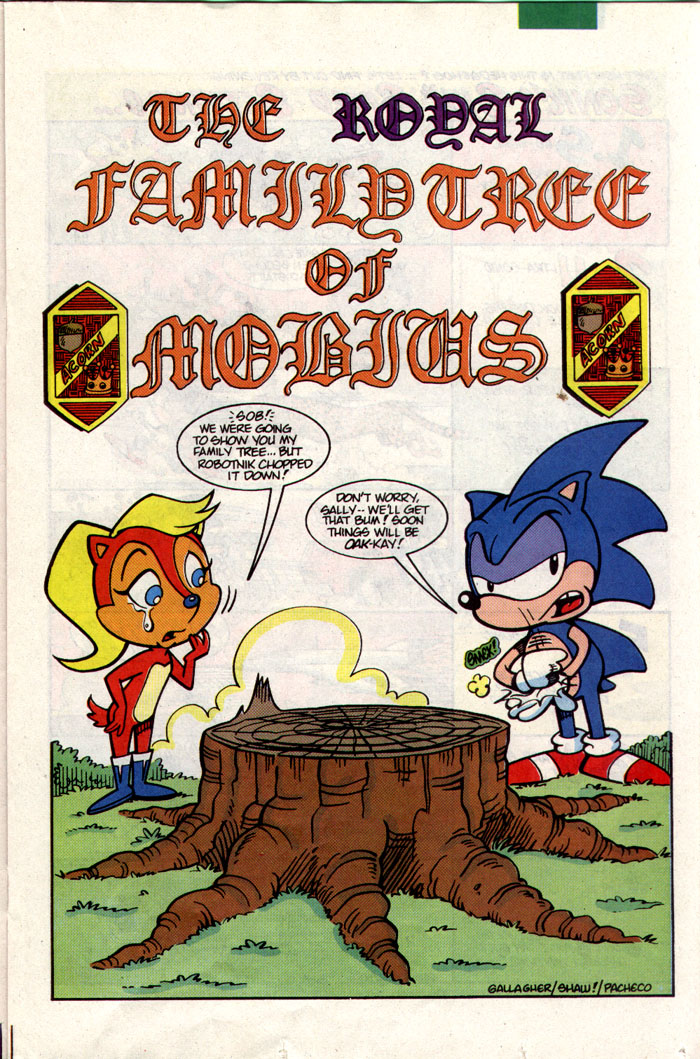 Sonic - Archie Adventure Series February 1993 Page 12
