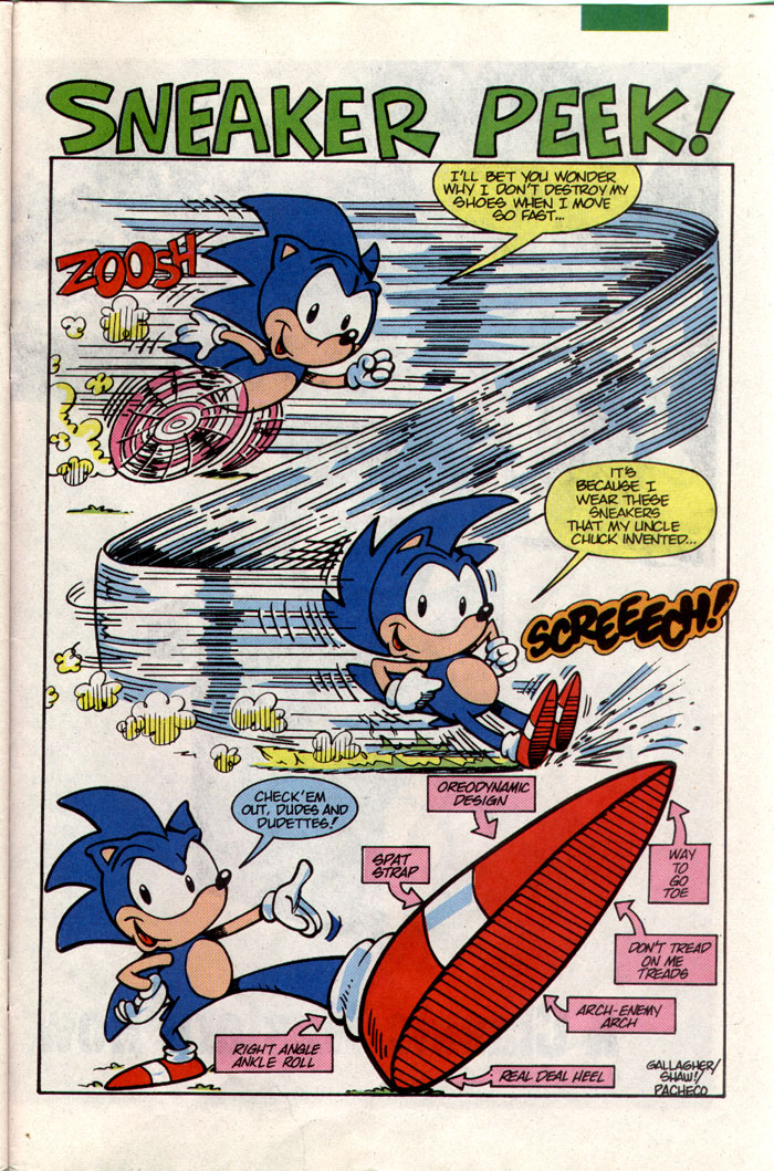 Sonic - Archie Adventure Series February 1993 Page 26