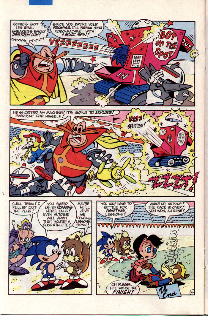 Sonic - Archie Adventure Series December 1993 Page 12