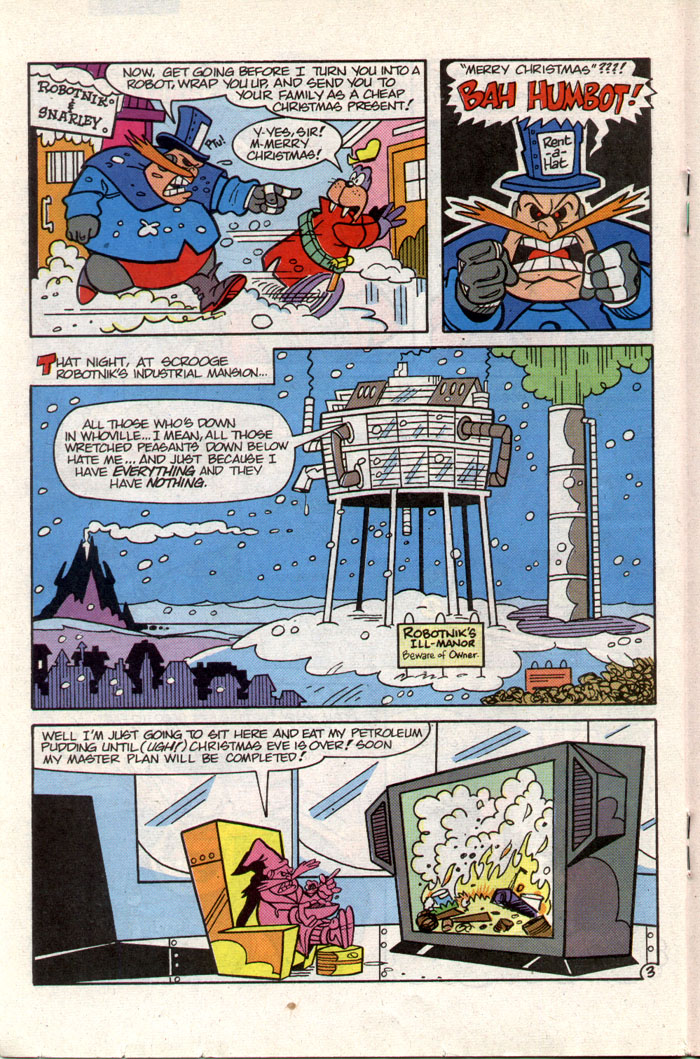 Sonic - Archie Adventure Series January 1994 Page 12