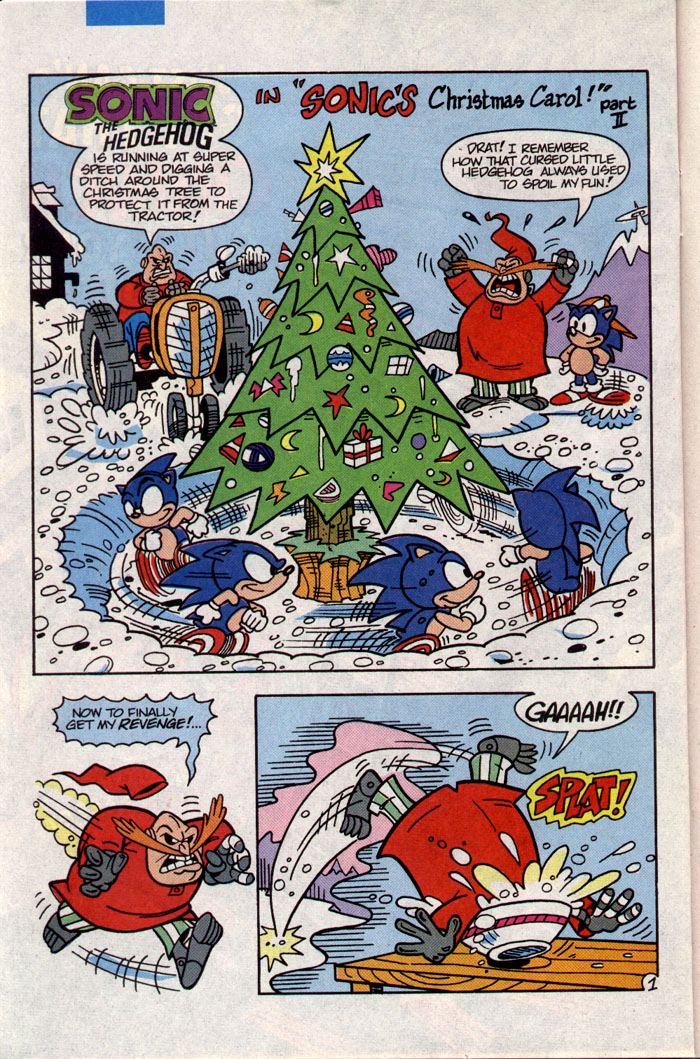 Sonic - Archie Adventure Series January 1994 Page 16