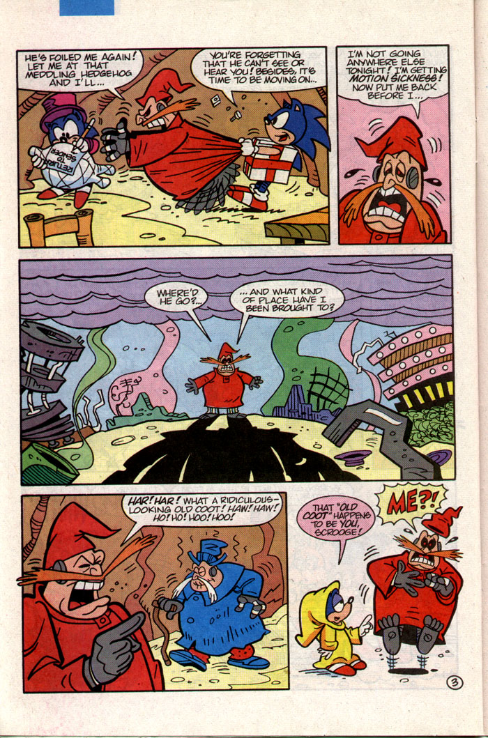 Sonic - Archie Adventure Series January 1994 Page 18
