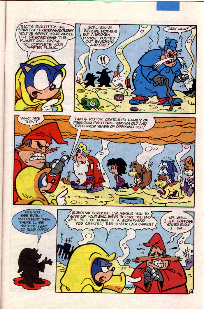 Sonic - Archie Adventure Series January 1994 Page 19