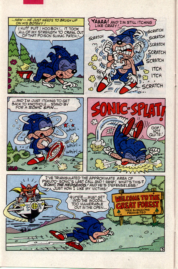 Sonic - Archie Adventure Series April 1994 Page 8