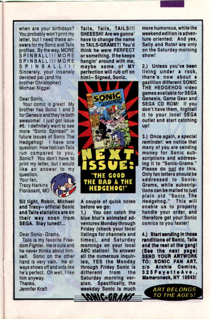 Sonic - Archie Adventure Series May 1994 Page 24