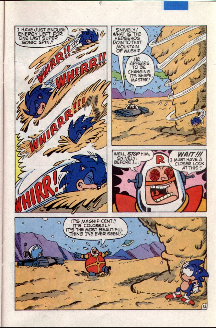 Sonic - Archie Adventure Series August 1994 Page 24