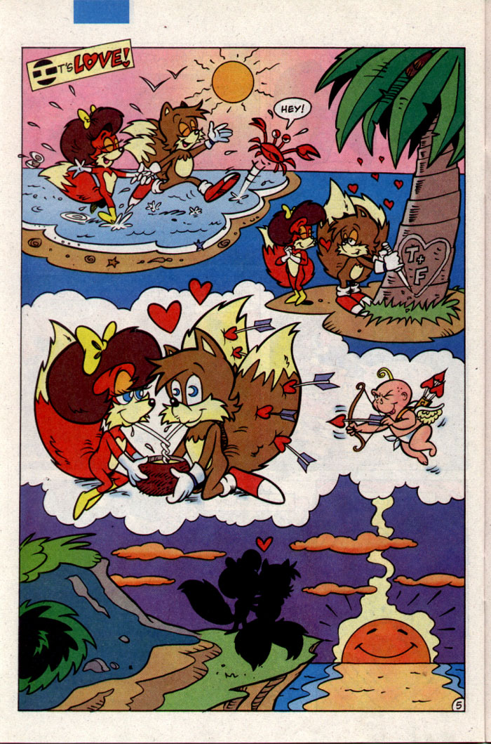 Sonic - Archie Adventure Series November 1995 Page 22
