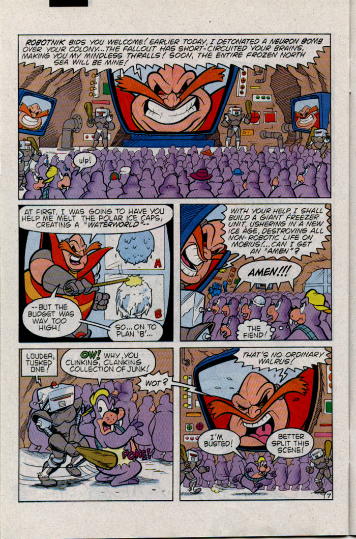 Sonic - Archie Adventure Series February 1996 Page 26