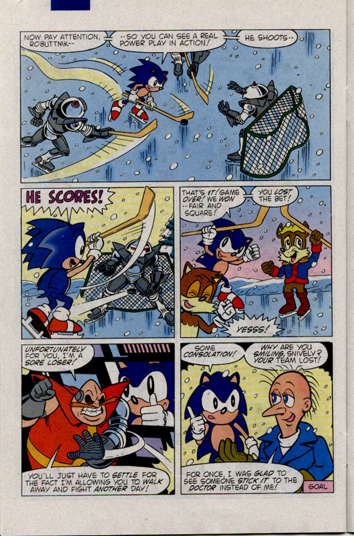 Sonic - Archie Adventure Series April 1996 Page 26