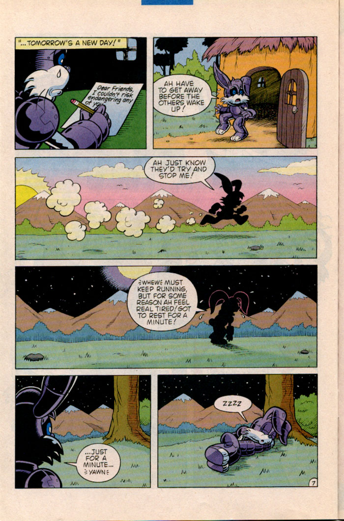Sonic - Archie Adventure Series August 1996 Page 25