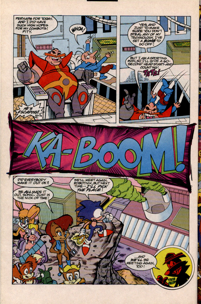 Sonic - Archie Adventure Series September 1996 Page 17