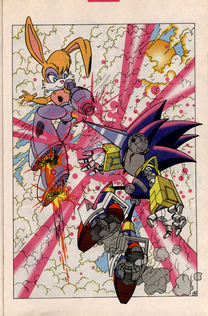 Sonic - Archie Adventure Series October 1996 Page 21