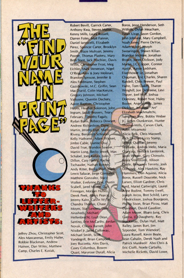 Sonic - Archie Adventure Series November 1996 Page 11