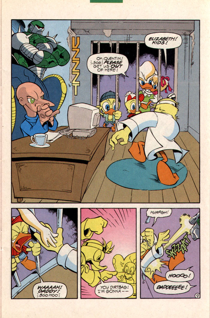 Sonic - Archie Adventure Series August 1997 Page 10