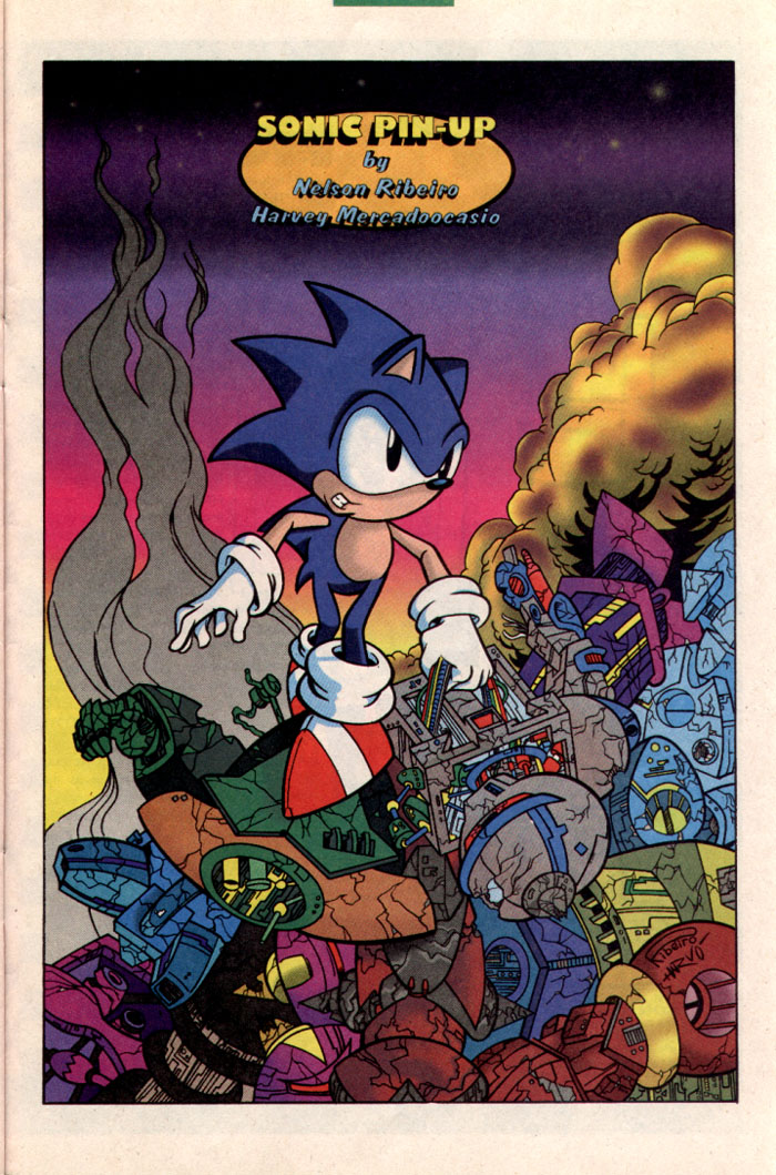 Sonic - Archie Adventure Series August 1997 Page 26