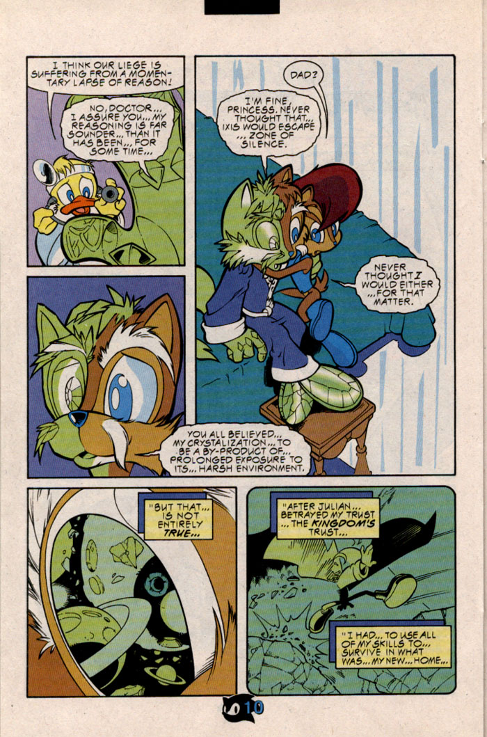 Sonic - Archie Adventure Series December 1997 Page 18