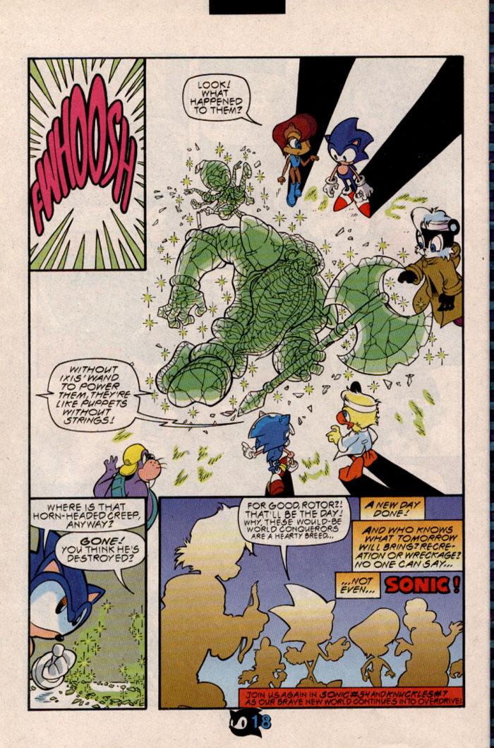 Sonic - Archie Adventure Series December 1997 Page 26