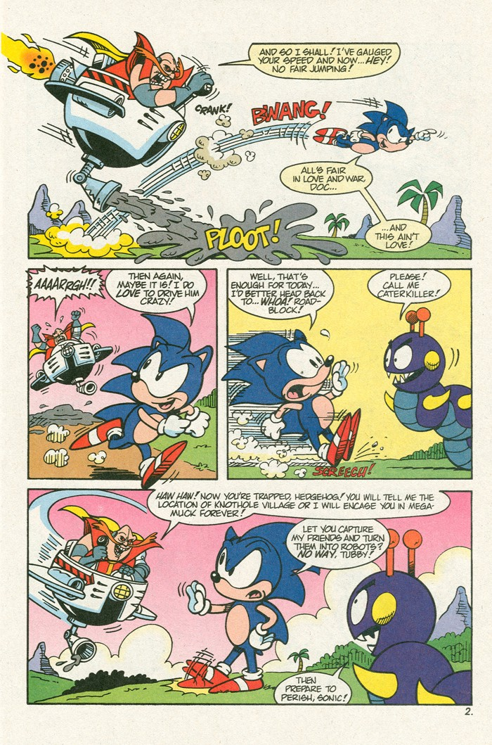Sonic - Archie Adventure Series (Special) 1997c  Page 03
