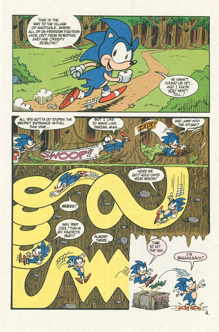 Sonic - Archie Adventure Series (Special) 1997c  Page 05