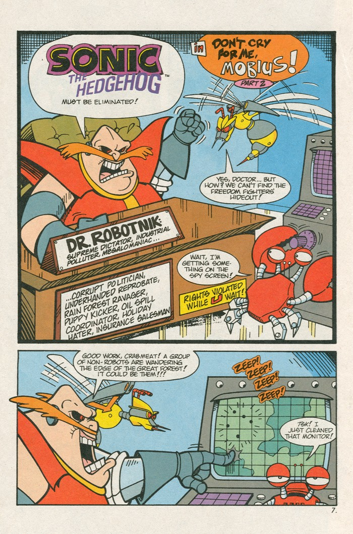 Sonic - Archie Adventure Series (Special) 1997c  Page 08