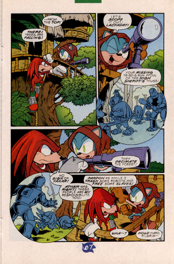 Sonic - Archie Adventure Series May 1998 Page 8