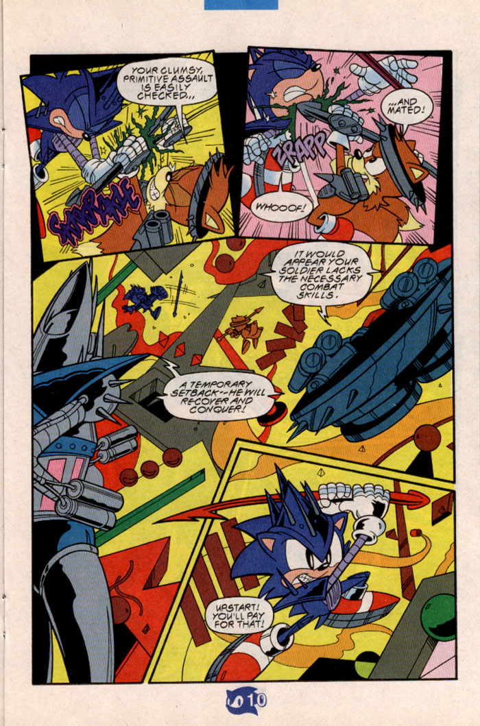 Sonic - Archie Adventure Series June 1998 Page 11