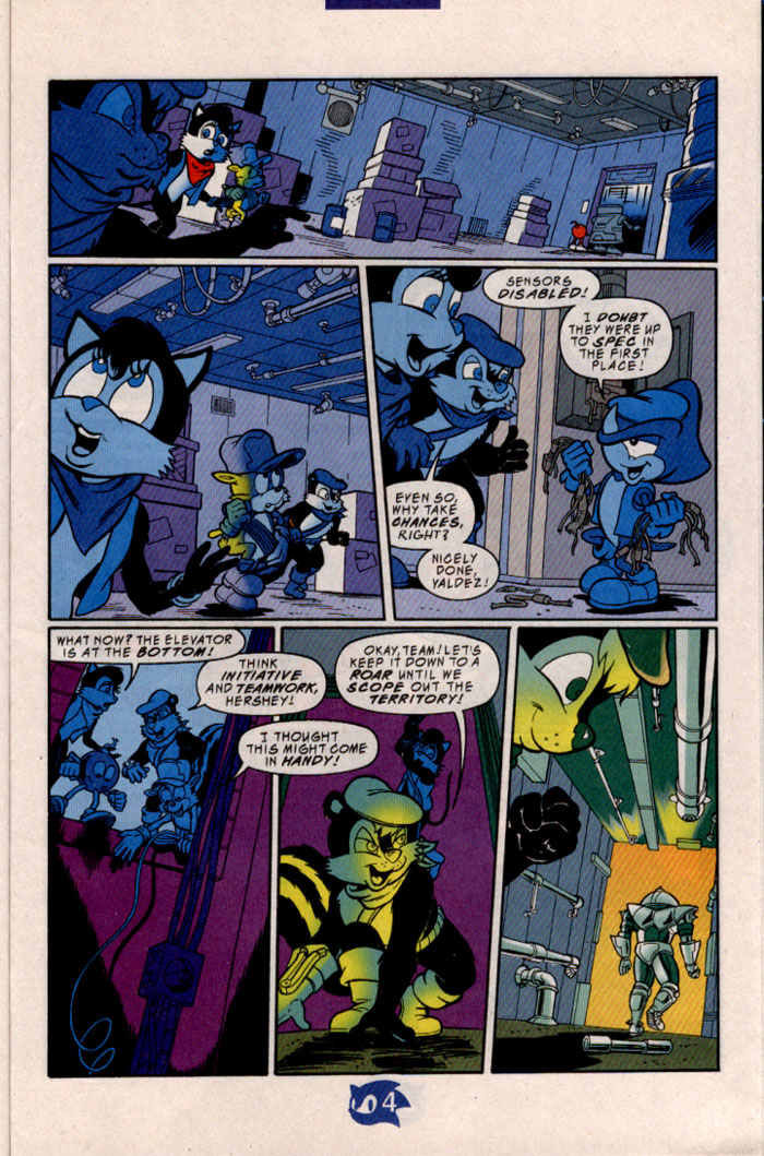 Sonic - Archie Adventure Series October 1998 Page 24
