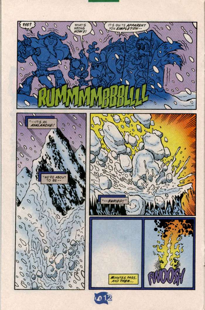 Sonic - Archie Adventure Series November 1998 Page 12
