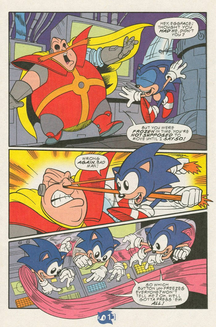 Sonic - Archie Adventure Series (Special) 1998b  Page 20