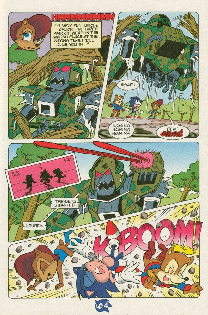 Sonic - Archie Adventure Series (Special) 1998b  Page 30