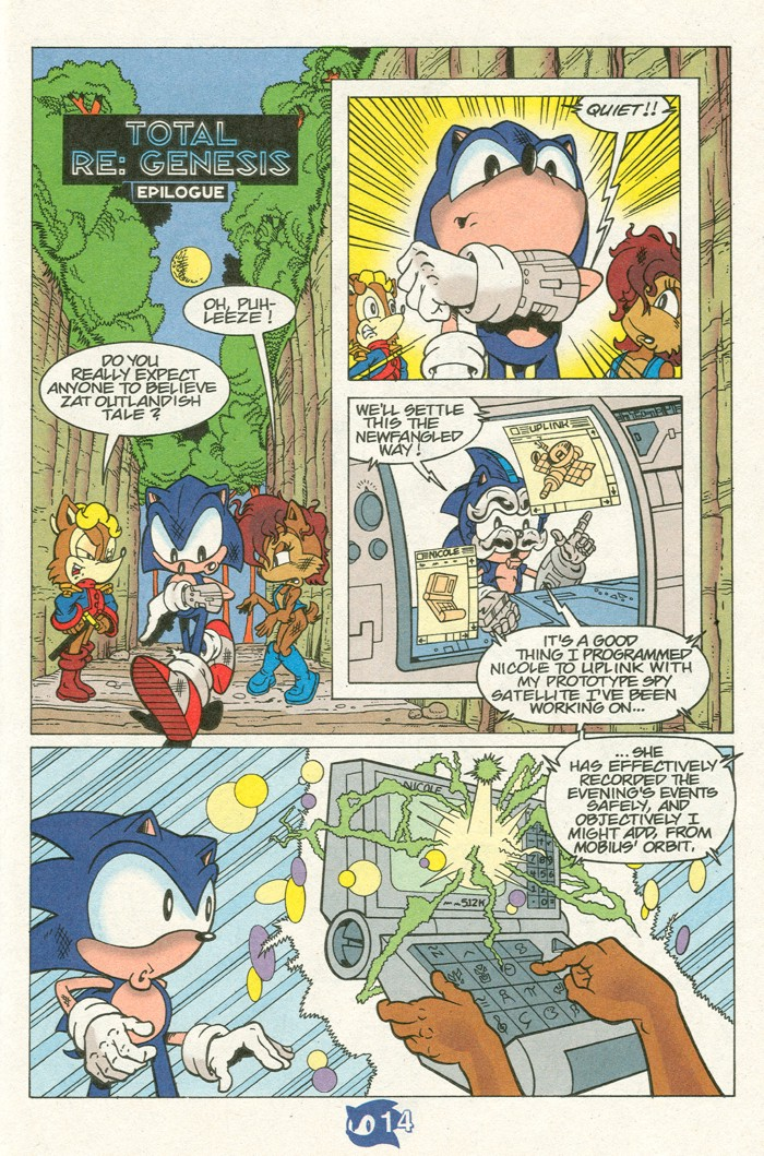 Sonic - Archie Adventure Series (Special) 1998b  Page 40