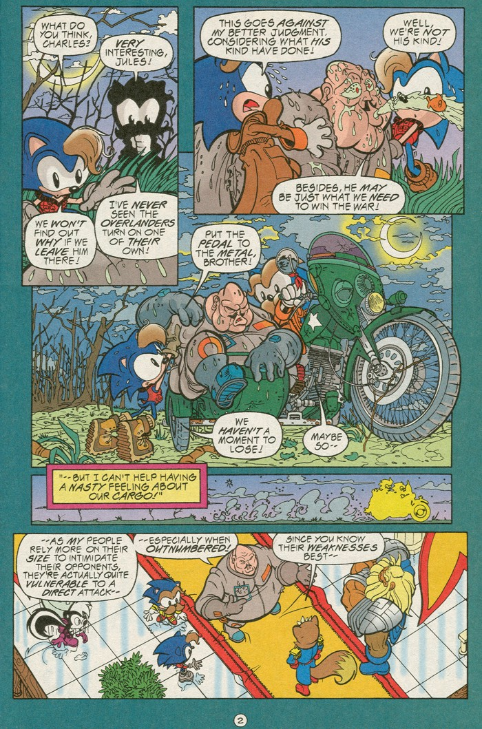 Sonic - Archie Adventure Series (Special) 1998c  Page 03