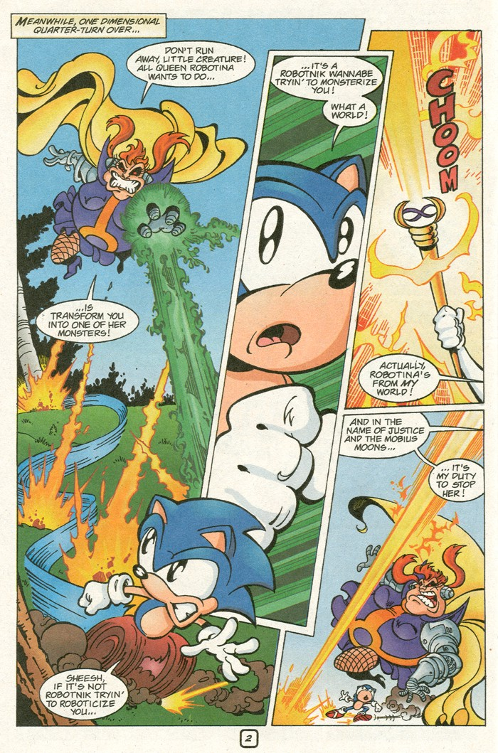 Sonic - Archie Adventure Series (Special) 1998e  Page 04