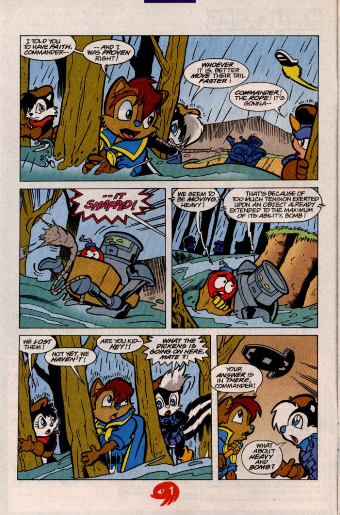 Knuckles - February 1999 Page 2