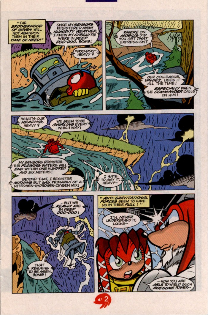 Knuckles - February 1999 Page 3