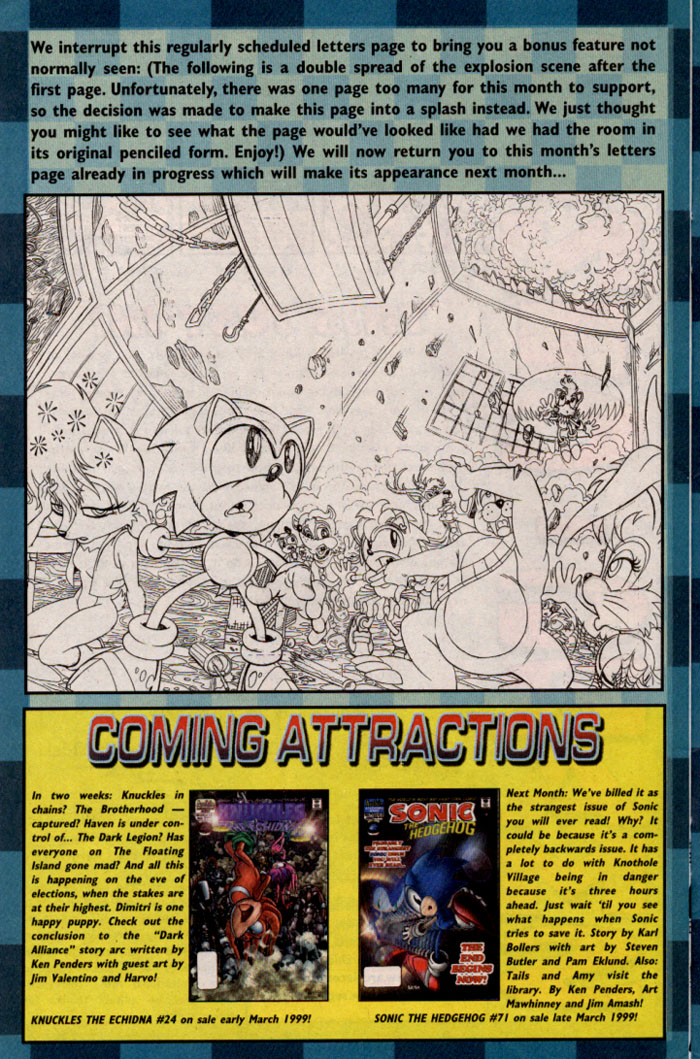 Sonic - Archie Adventure Series May 1999 Page 24