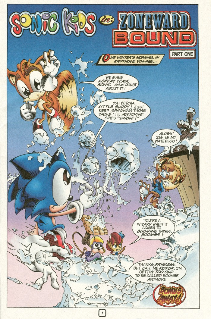 Sonic - Archie Adventure Series (Special) 1999a  Page 03