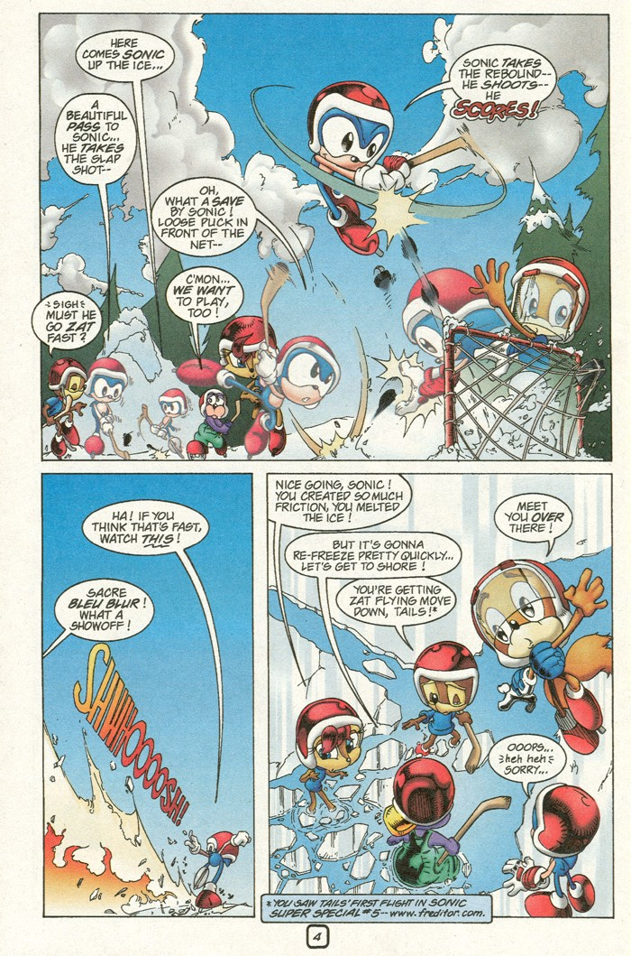 Sonic - Archie Adventure Series (Special) 1999a  Page 06