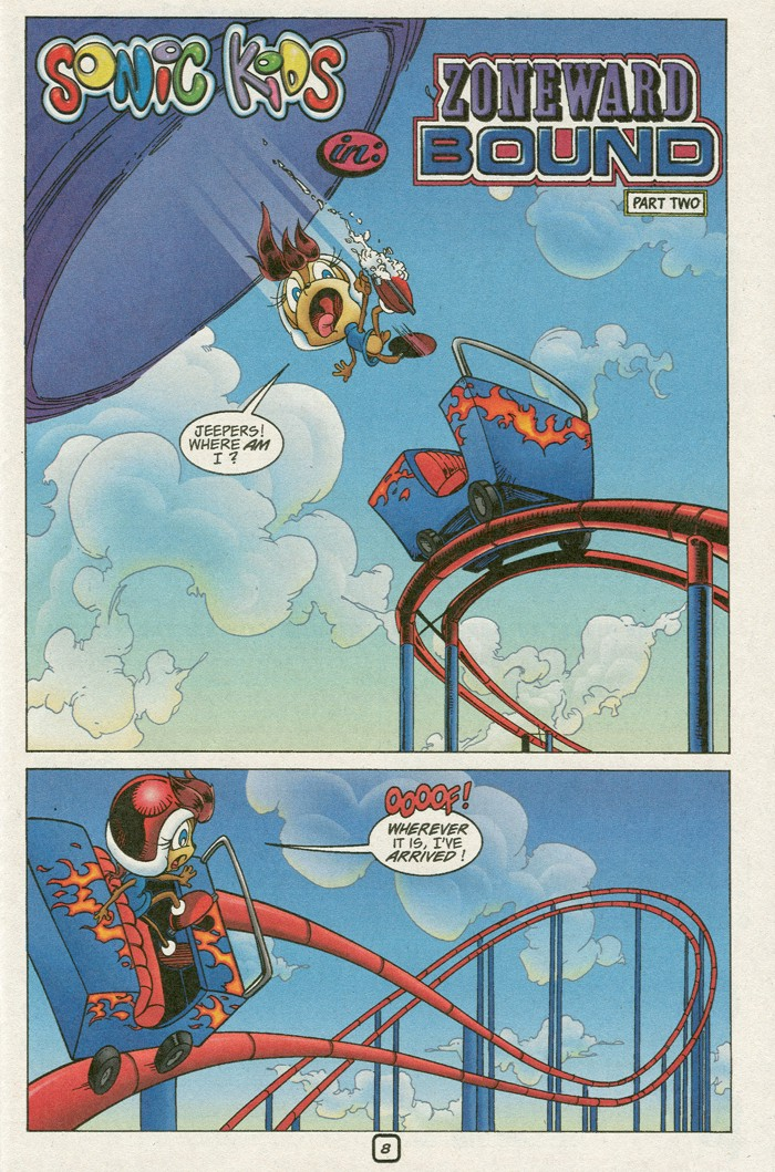 Sonic - Archie Adventure Series (Special) 1999a  Page 10