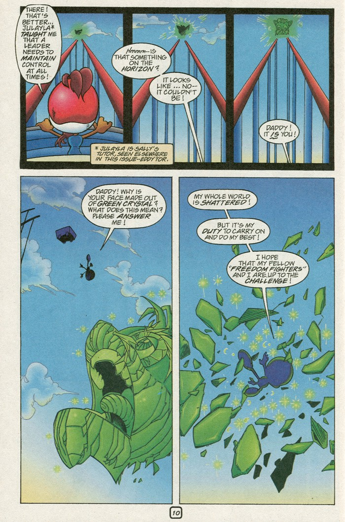 Sonic - Archie Adventure Series (Special) 1999a  Page 12
