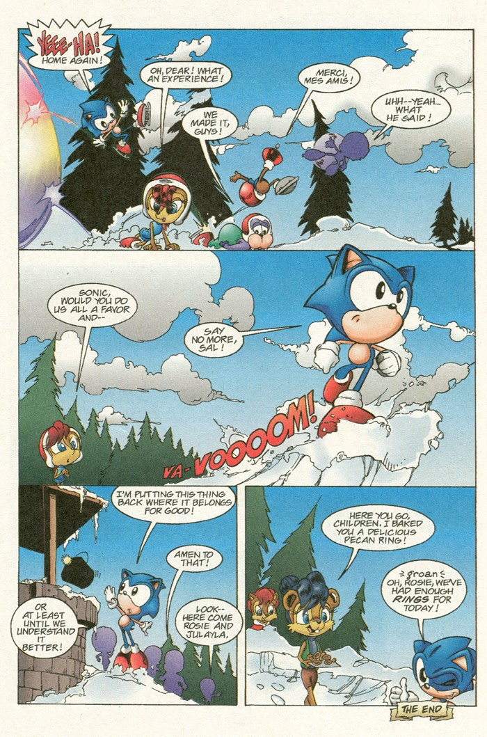 Sonic - Archie Adventure Series (Special) 1999a  Page 18
