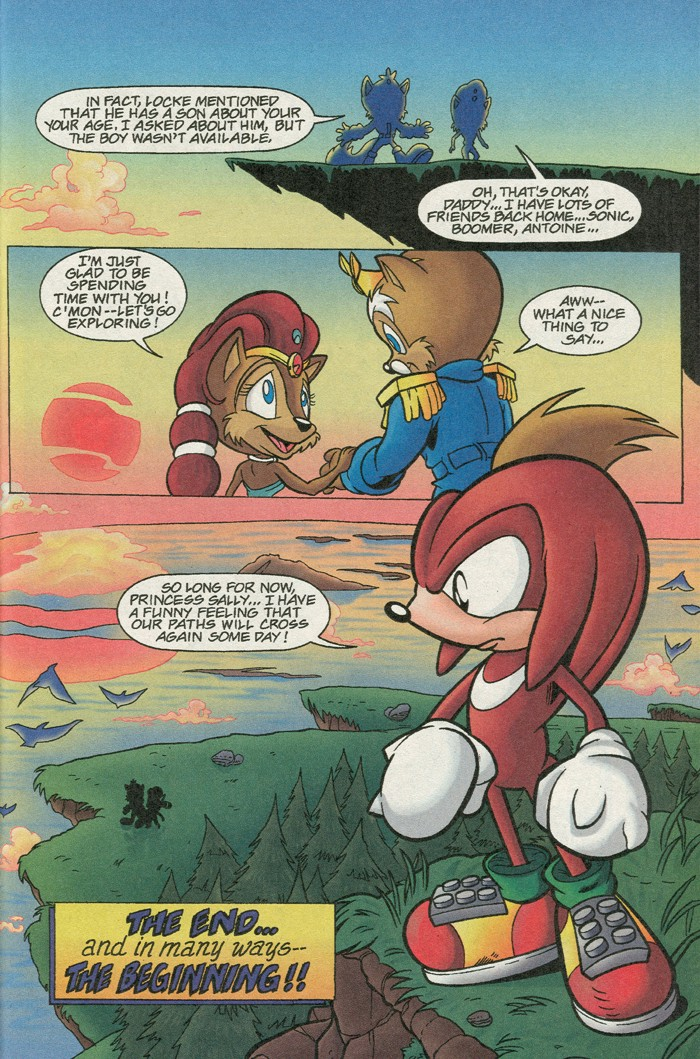 Sonic - Archie Adventure Series (Special) 1999a  Page 31