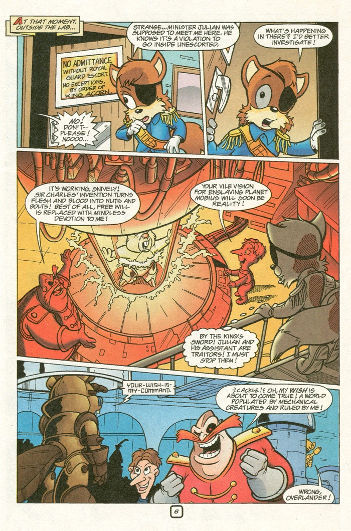 Sonic - Archie Adventure Series (Special) 1999a  Page 37