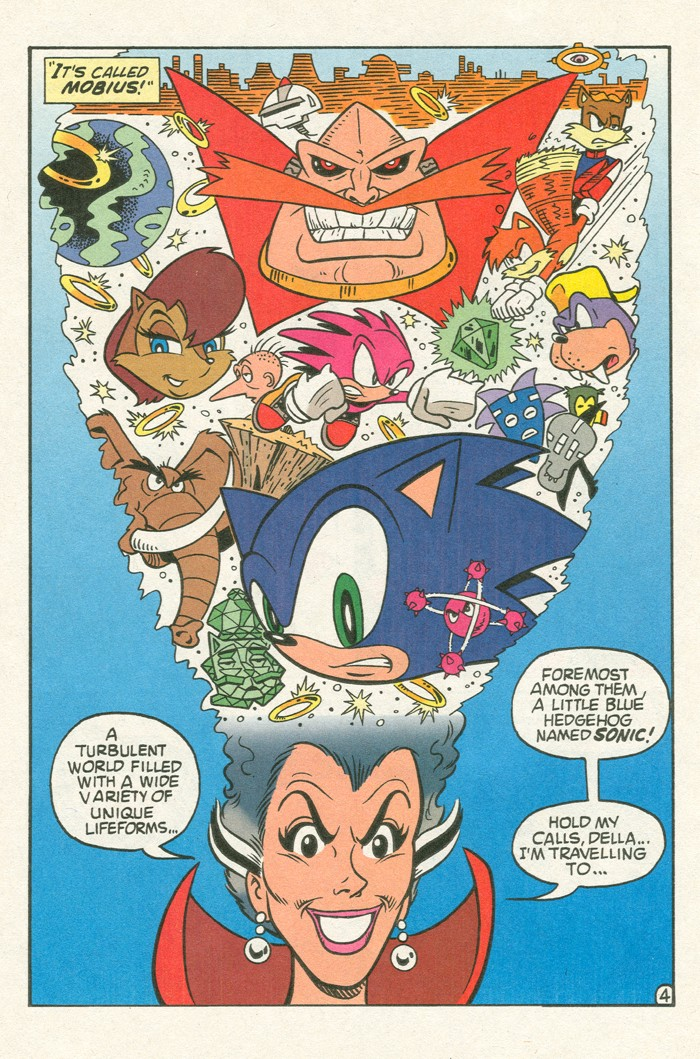 Sonic - Archie Adventure Series (Special) 1999b  Page 06
