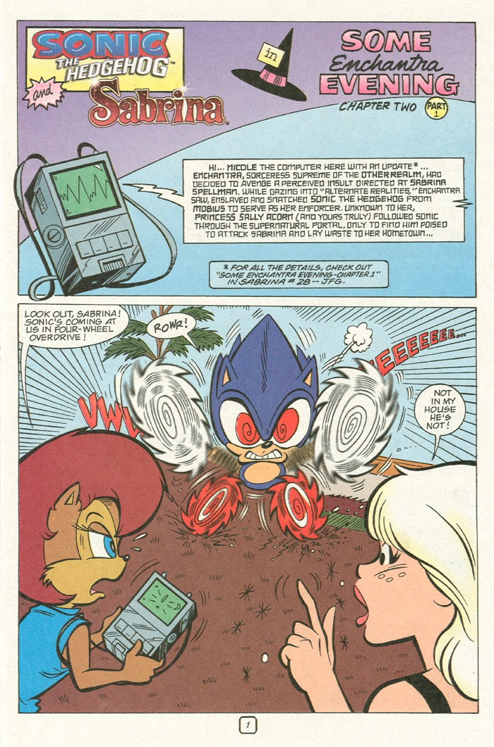 Sonic - Archie Adventure Series (Special) 1999b  Page 15