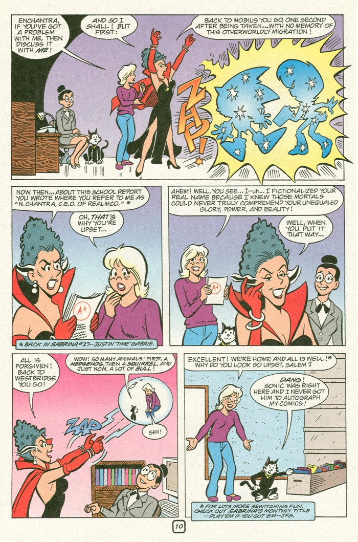 Sonic - Archie Adventure Series (Special) 1999b  Page 24