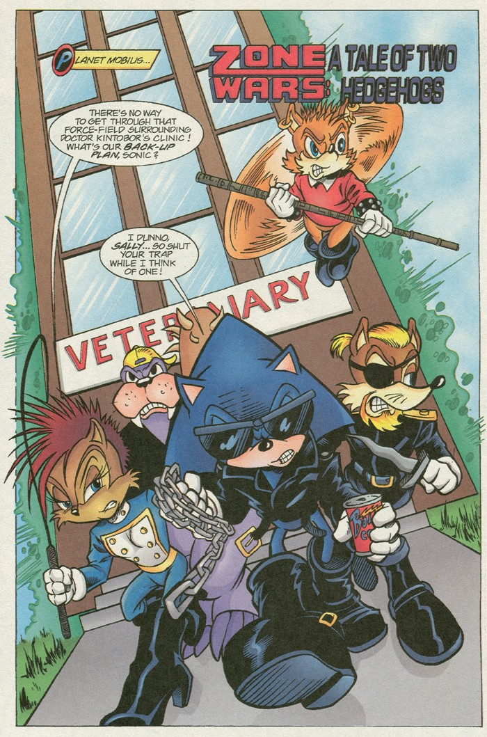 Sonic - Archie Adventure Series (Special) 1999b  Page 26