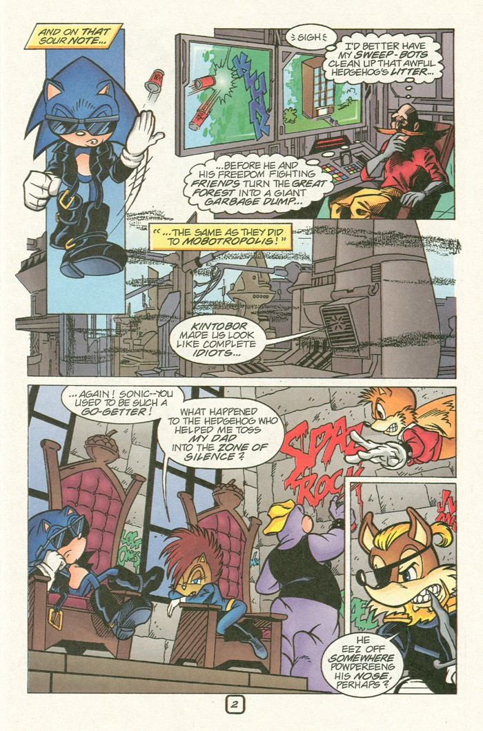 Sonic - Archie Adventure Series (Special) 1999b  Page 27