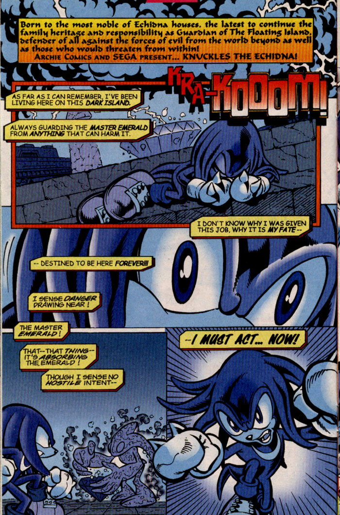 Sonic - Archie Adventure Series February 2000 Page 8